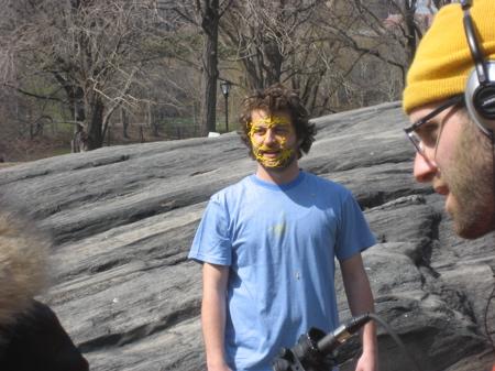 Caleb Mustardface